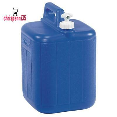$27 • Buy Coleman Water Jug Container Carrier 5 Gal. Home Camping Emergency Outdoor Hiking