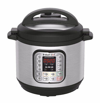 $115 • Buy Instant Pot IP-DUO80 7 In 1, 8 Quart 1200 W Multi Use Programmable Pressure