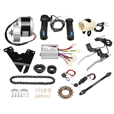$96.71 • Buy 36V 250W Electric Bike Conversion Scooter Motor Controller Kit For 22-28inch Ord