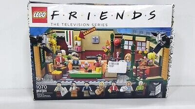 $41 • Buy LEGO Friends The Television Series Ideas Central Park 21319 (Box Damage)