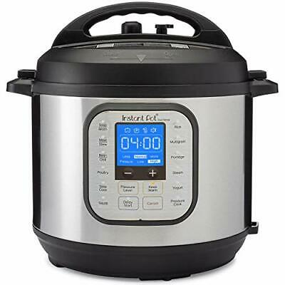 $70 • Buy Instant Pot Duo Nova 7-in-1 Electric Pressure Cooker, Slow Cooker, 6 Quart