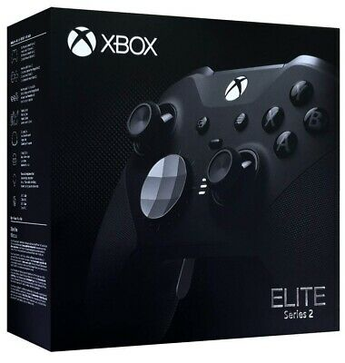 $140 • Buy Xbox One Elite Series 2 Controller - Black - In Hand Ships Fast For FREE!