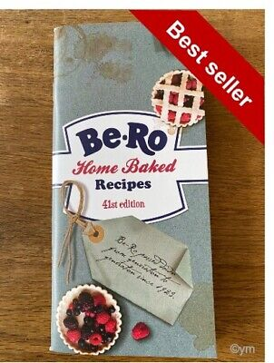 NEW! Be-Ro Home Baked Recipe Book - 41st Edition • 4.75£