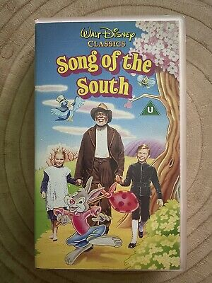 £149.99 • Buy Song Of The South VHS (PAL) - Rare Walt Disney Collectable Excellent Condition