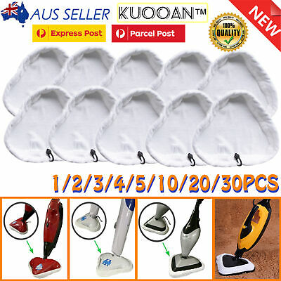 AU13.99 • Buy After-market H2O Steam Mop Pads Replacement Microfiber Cleaner Bissell Steamboy