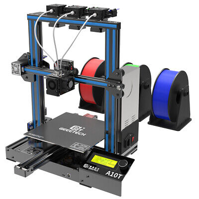 AU215 • Buy Geeetech A10 3D Printer Aluminumn Frame Newest Version From AU