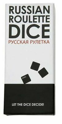 Russian Roulette Dice By Nicogames Friendly Game Party New • 4.90£