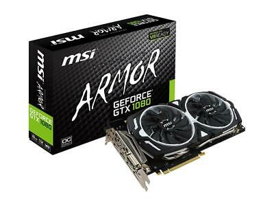 $ CDN1180.21 • Buy MSI GeForce GTX 1070 Ti ARMOR 8GB 256-Bit GDDR5 Gaming Video Card HDCP Ready SLI