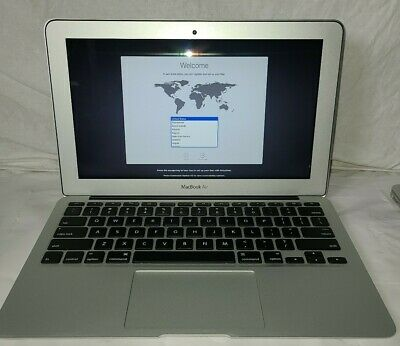 $365 • Buy Apple MacBook Air A1465 Early 2015 I5-5250 1.60GHz 4GB Ram 128GB SSD Catalina