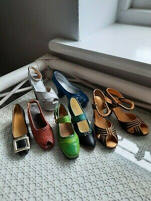 Just The Right Shoe Collection • 10£