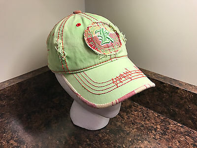 $7.99 • Buy Kennywood Park Pittsburgh Pa Child Baseball Cap Hat Adjustable Green