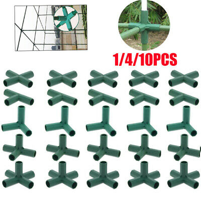 £2.99 • Buy Greenhouse Awning Structure Joints Connector Plastic Pipe Frame DIY Accessories