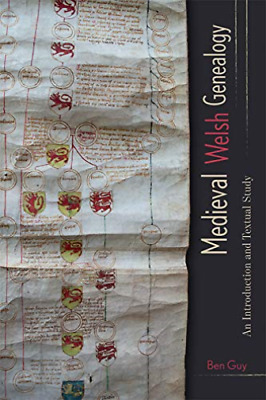 Guy-Medieval Welsh Genealogy BOOKH NEW • 110.13£