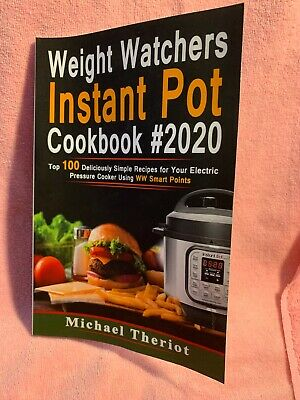 $8.99 • Buy Weight Watchers Instant Pot Cookbook 2020 By Michael Theriot Paperback