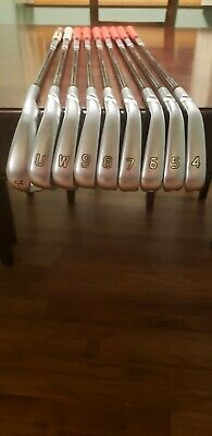 $825 • Buy Ping I500 Iron Set 4-UW Green Dot Project X LZ + 54 Ping Glide 3.0 Wedge!