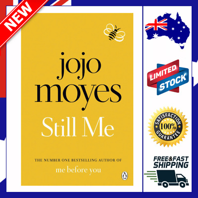 AU15.21 • Buy Still Me: Discover The Love Story That Captured 21 Million Hearts By Jojo Moyes