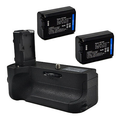 $ CDN66.89 • Buy New Pro Battery Grip For Sony A7R II A7 II As VG-C2EM+ 2 Batteries As NP-FW50