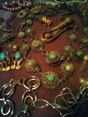 $ CDN27.15 • Buy Vintage To Now Unsearched Untested Jewelry Lot 5lbs.