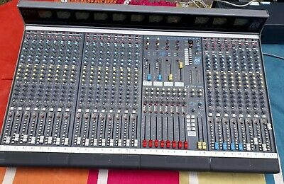 🇬🇧🇬🇧 Allen And Heath Gl3300 24 Track Mixing Console 1 Channel Scratchy 🇬🇧 • 799.99£
