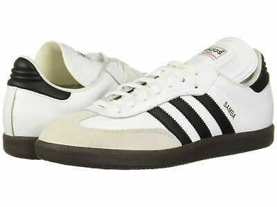 $ CDN74.77 • Buy New Adidas Samba Classic Mens Athletic Indoor Soccer Shoes White 772109 Size 8