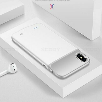AU38.85 • Buy For Apple IPhone X /Xs 11 Pro Max Battery Case Charger Portable Charging Cover