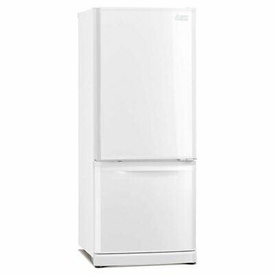 AU1086 • Buy NEW Mitsubishi Electric 390L Bottom Mount Fridge MR-BF390EK-W-A2