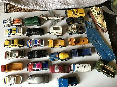 Vintage Matchbox Cars, Trucks, Trailers, Train, Plane - All   Genuine Matchbox • 20£