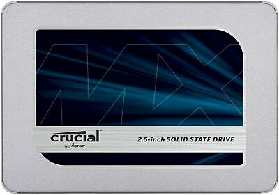 View Details Crucial MX500 2TB 2.5 Inch, Internal SSD - BRAND NEW SEALED • 189.99£