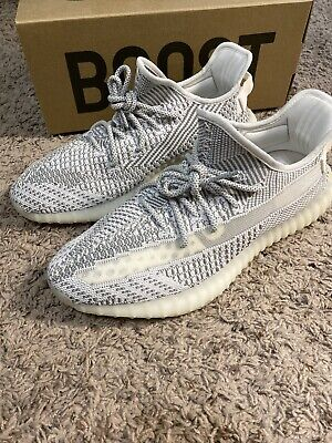 $265 • Buy Adidas Yeezy Boost 350 V2 Static Non Reflective Size 12 DEADSTOCK