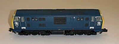 Dapol (2D-012-000) N Gauge Class 22 Diesel '6326' In BR Blue Livery - DCC Fitted • 85£