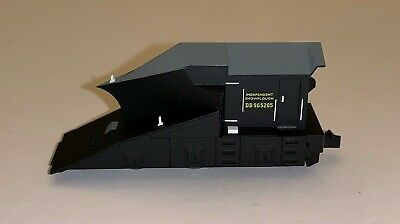 Dapol (NGK42-9) Snowplough In BR Black - Special Edition For N Gauge Society • 21£