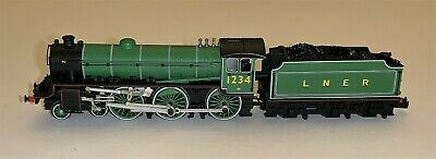Dapol (ND-120D) N Gauge Class B1 '1234' In LNER Green Livery - DCC Ready • 36£