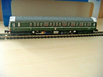N Gauge Dapol W55027 Class 121 Diesel Unit Powered BR Green Boxed DCC Ready • 65£