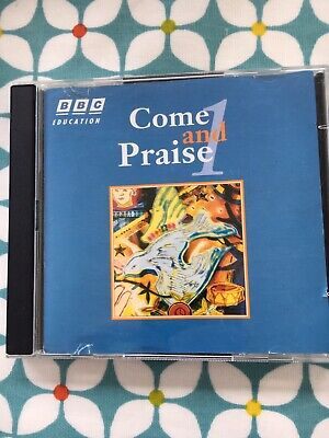 BBC CD Come And Praise 1 Double CD • 4.99£