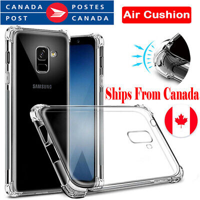 $ CDN7.99 • Buy For Samsung Galaxy S10e S8 S9 S10 Plus Clear Case Slim Gel 360 Heavy Duty Cover