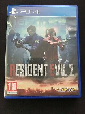 $20.50 • Buy Resident Evil 2  PS4 PlayStation Almost Mint, Never Used.