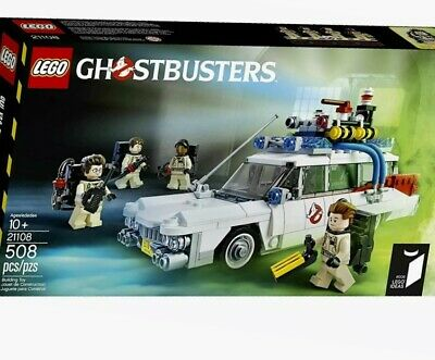 Lego Ideas 21108 - Ghostbusters Ecto1 - Brand New / Sealed • 72£