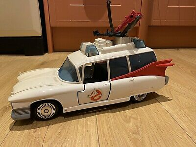 The Real Ghostbusters Ecto-1 Action Figure Car  Vintage 1984 Kenner Toy Rare • 49£