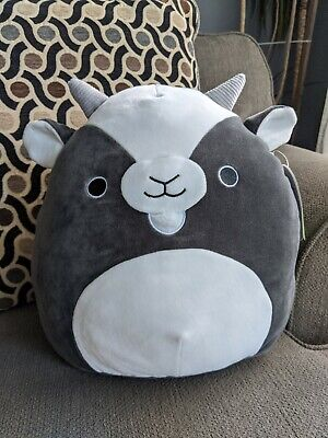 $ CDN30 • Buy Squishmallows 12  Inch Gregory Goat Billy Goat Summer 2020 HTF Squishmallow