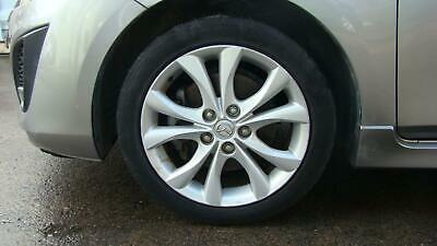 AU532 • Buy Mazda 3 X 4 Alloy Wheels Factory 205-50-17, Bl, 04/09-08/11