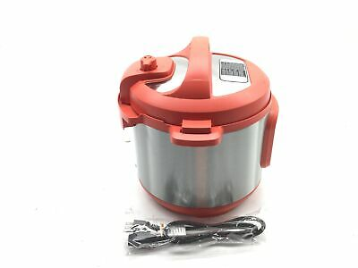 $24.99 • Buy Instant Pot Duo RED 60, 120V-60Hz, 7-in-1 Multi-Use Programmable Pressure, Slow