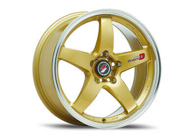 AU1899 • Buy Lenso 20x8.5 & 20x10 Gold Project D1r  Wheels With Zeta Alventi Tyres Ve - V