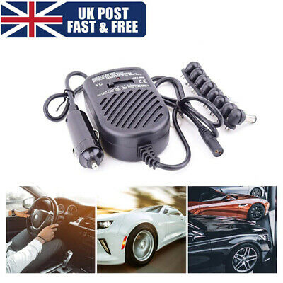 £10.69 • Buy Universal 80W Laptop In Car Charger Travel Adapter For HP TOSHIBA SONY ACER New