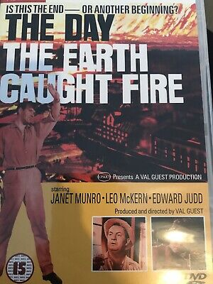 £4.99 • Buy The Day The Earth Caught Fire (DVD, 2001)
