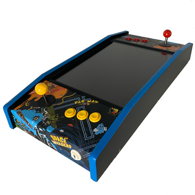 Table Top / Bar Top Arcade Machine With 60 Classic Retro Games - Multigame Theme • 399£