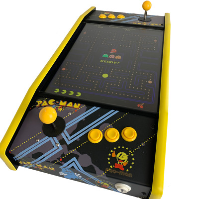 Table Top / Bar Top Arcade Machine With 60 Classic Retro Games - Pac Man Theme • 399£