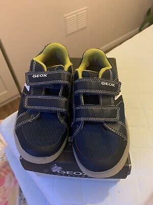 Geox Light Up Boys Trainers, Used. UK Size 13 • 9.99£