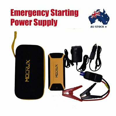 AU42.90 • Buy 12V 12000mAh Vehicle Jump Starter 200A Car Battery Charger Booster Power Bank AU