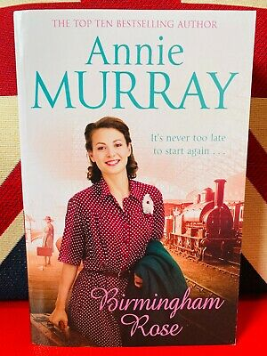 Birmingham Rose By Annie Murray (Paperback 2017) *NEW* Free UK Delivery • 5.25£