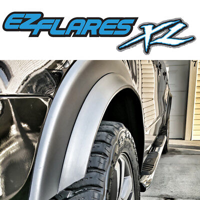 $64.95 • Buy EZ Flares XL Universal Flexible Rubber Fender Flares Peel & Stick For TOYOTA